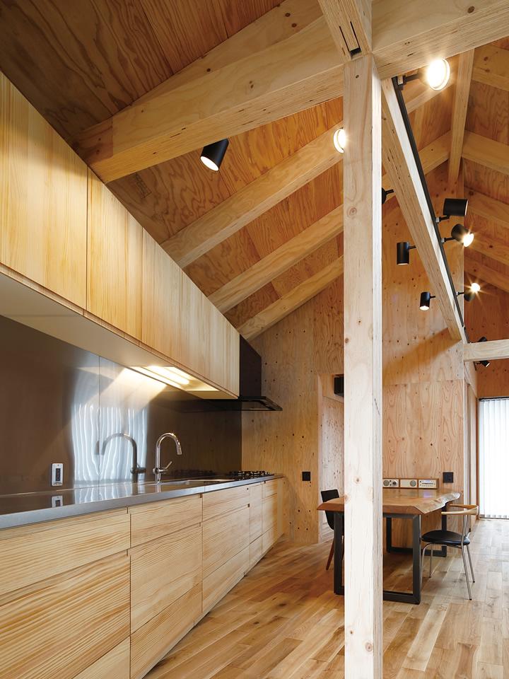 幸田菱池の家