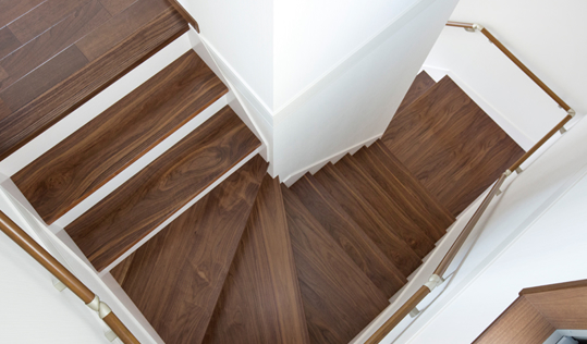 LV階段 LV階段 | 階段・手すり | WOODONE 「木のぬくもりを暮らしの中へ」キッチン