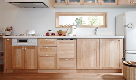 「ウッドワン キッチン」の画像検索結果