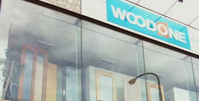 WOODONE PLAZA博多外観